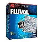 Fluval 14018 C3 Zeo-Carb 3 x 130 g, weiß/schwarz