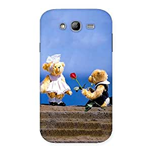 Cute Proposal Back Case Cover for Galaxy Grand Neo
