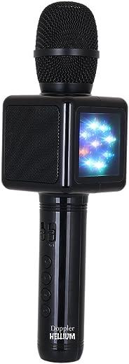 Doppler - Hellium Karaoke Mikrofonu, Siyah