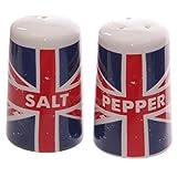 Großbritannien Salz & Pfefferstreuer Union Jack