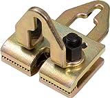 KS Tools 140.2445 Doppelmaul-Zugklemme mit 2 Zugrichtungen, 175mm