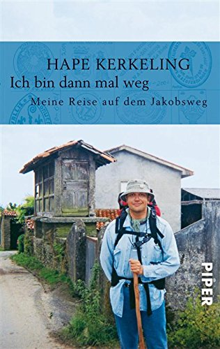 Buchseite und Rezensionen zu 'Ich bin dann mal weg: Meine Reise auf dem Jakobsweg' von Hape Kerkeling
