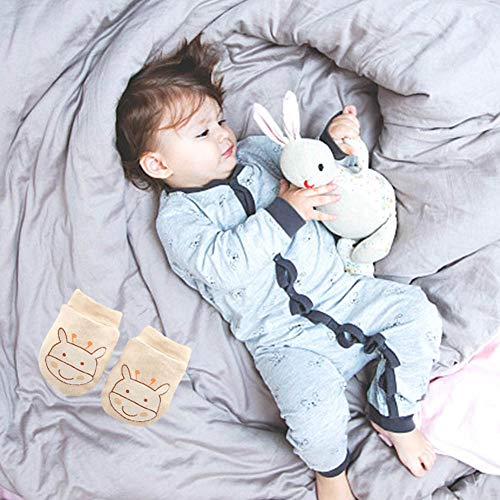 CDJX Guantes para bebé