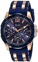 Guess–Reloj Hombre Sport Steel silicona (w0366g4) talla talla única cm de guess