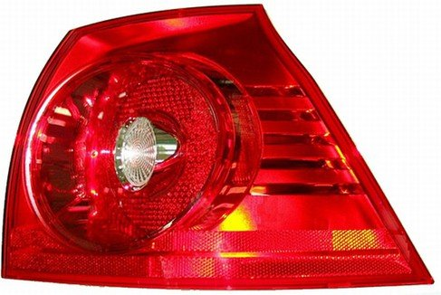 Preisvergleich Produktbild HELLA HECKLEUCHTE VW GOLF V (1K1) 1.4 16V 10/2003 bis unbekannt, 55/75 kW/PS, 1390ccm Einschränkung: bis Baujahr: 12/2005<br>bis Fahrgestellnummer: 1K-6-100 000<br>VW GOLF V (1K1) 2.0 TDI 16V 10/2003 bis unbekannt, 103/140 kW/PS, 196