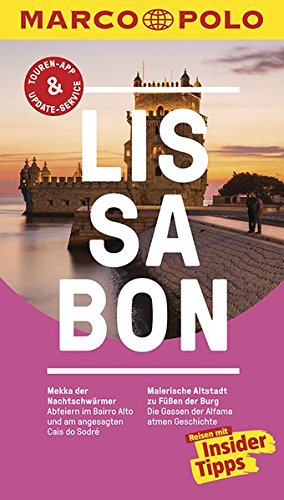 Preisvergleich Produktbild MARCO POLO Reiseführer Lissabon: Reisen mit Insider-Tipps. Inkl. kostenloser Touren-App und Event&News