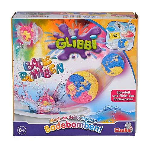 Simba 105953390 Glibbi Badebomben Maker