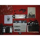 Philips LFH 510/10diktation Sistema dictáfono Set con todo, en OVP, para dispositivo