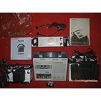 Philips LFH 510/10diktation Système Dictaphone Kit avec tout, dans le OVP, appareil de rechange