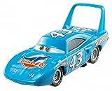 #10: Disney Mattel Disney Pixar Cars, Piston Cup Die-Cast, The King #10/16, 1:55 Scale