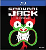 Samurai Jack: The Complete Series Box Set [Edizione: Stati Uniti]