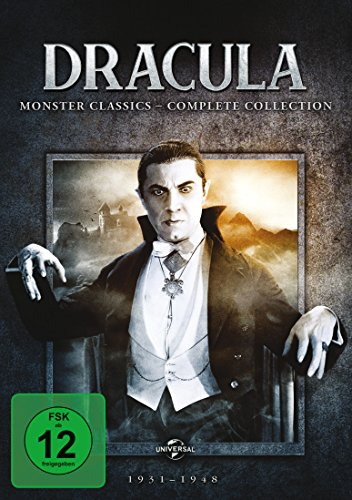 ssics - Complete Collection [6 DVDs] (Universal Monsters Dracula)