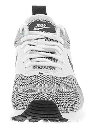 Nike Veste de course Shifter pour femme white-black-pure platinum (898016-100)