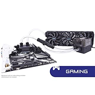 Alphacool Eissturm Gaming Copper 30 3x120mm - complete kit