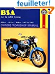 BSA A7 and A10 Twins Owners Workshop...