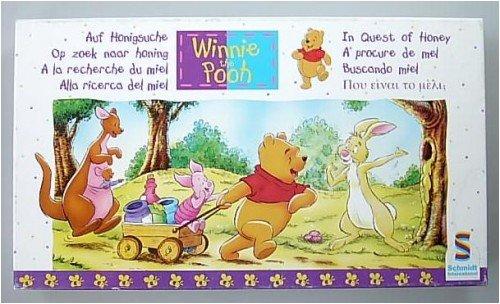 Schmidt Spiele 40349 - Winnie the Pooh: Auf Honigsuche
