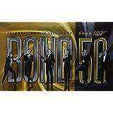 James Bond coffret 50eme anniversaire
