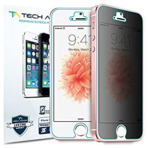 Tech Armor 4-Way Privacy Screen Protector for Apple iPhone 5/5S
