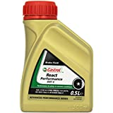 Castrol React Performance DOT 4 Liquide de frein, 500mL