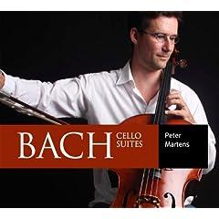 Cello Suite No. 2 in D Minor, BWV 1008: V. Menuet I-II