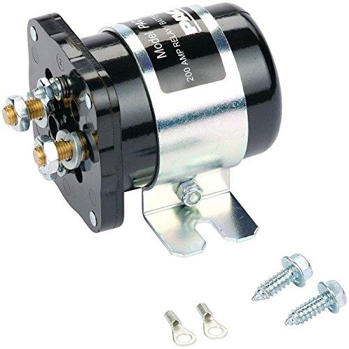 PAC PAC-200 Batterie-Isolator und Trennrelais für 200A Dauerlast, 300A Maximallast Car Audio Batterie Isolator