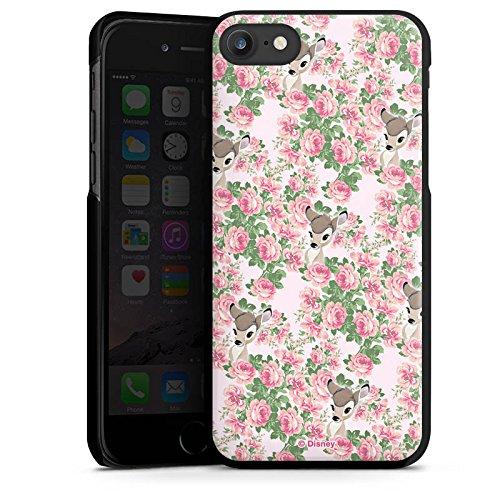 Apple iPhone X Silikon Hülle Case Schutzhülle Disney Bambi Fanartikel Merchandise Hard Case schwarz