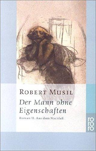 Der Mann ohne Eigenschaften II: Aus dem Nachlaß gebraucht kaufen  Wird an jeden Ort in Deutschland
