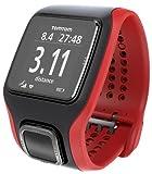 TomTom Runner Cardio GPS-Sportuhr schwarz/rot - 2