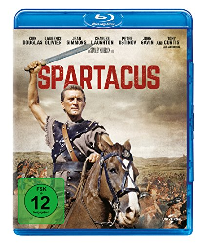 Bild von Spartacus - 55th Anniversary [Blu-ray]