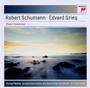 Schumann - Grieg : Concertos pour piano