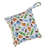 Magideal Waterproof Baby Zipper Diaper B...