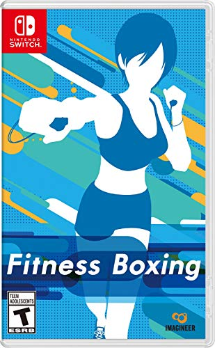 Fitness Boxing - [Nintendo Switch] - Fitness-spiele