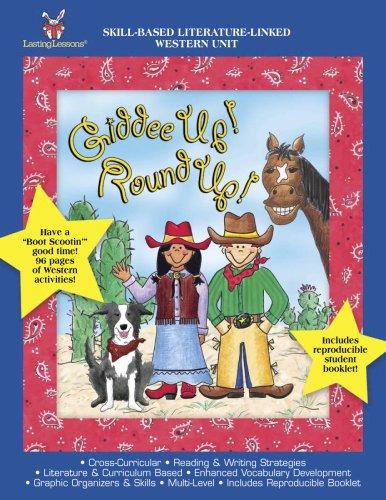 Skill-Based Activity Book - Giddee Up! Round Up!