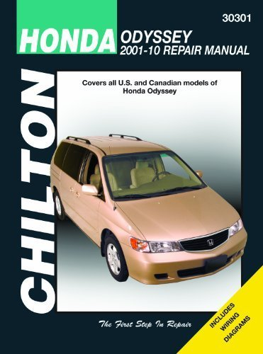 chilton-total-car-care-honda-odyssey-2001-2010-repair-manual-chiltons-total-car-care-repair-manuals-