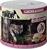 Tundra Nassfutter Hundefutter Lachs & Huhn - getreidefrei (400g)