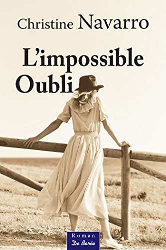 L'impossible oubli par [Navarro, Christine]