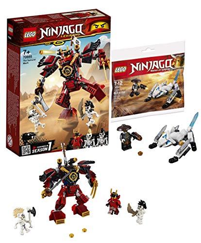 LEGO Ninjago 70665 Samurai-Roboter Ninjago 30547 Drache Jäger Drachenjäger Dragonhunter Polybag OVP