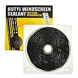 Windschutzscheibe Butyl Kleber-Versiegelung Auto Scheinwerfer Klebeband 9,5mm x 4,57m by motorfansclub