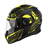 Airoh Helme Movement Mesh, Gelb, Größe : S