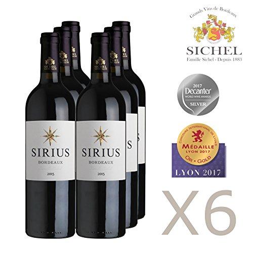 Sirius 2015 - Bordeaux rouge - V...