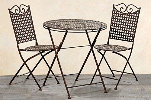 Metall Tisch Und Stuhle Garten - Buyitmarketplace.de