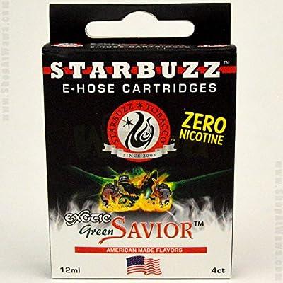 Starbuzz E-Hose Kartuschen - Green Savior von Starbuzz