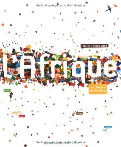 L'Afrique : De l'Algérie au Zimbabwe par Fabrice Hervieu-Wane