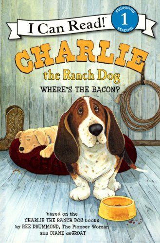 Charlie the Ranch Dog: Where's the Bacon? (I Can Read! Level 1)