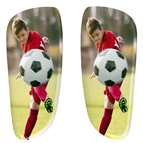 Red Snapper Photo Neuer personalisierter Schienbeinschoner, angepasst mit Ihrem Design oder Foto (Adult)