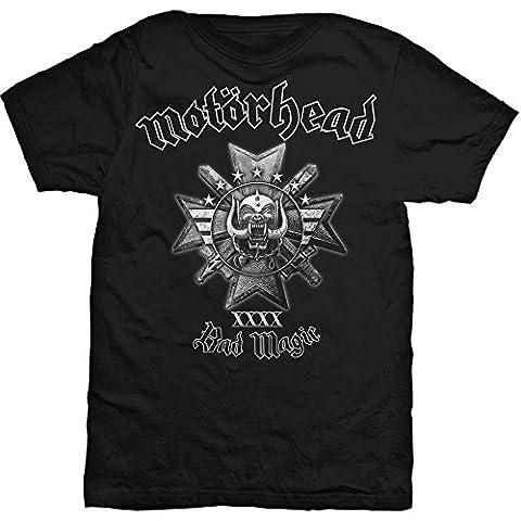 Motörhead Bandshirt Bad Magic von S-2XL, Grösse:XL