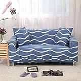 Sofa Überwürfe Sofabezug 1 2 3 4 Sitzer, Morbuy Elastisch Ecksofa L Form Stretch Antirutsch...