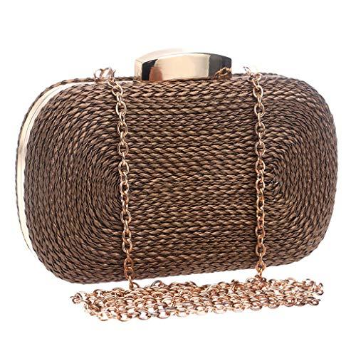 Mitlfuny handbemalte Ledertasche, Schultertasche, Geschenk, Handgefertigte Tasche,Frauen, die Abend-Handtaschen-Partei-funkelnde Kupplungs-Geldbeutel-Schulter-Kreuz-Tasche spinnen
