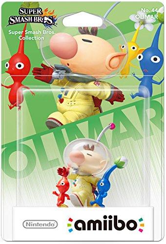 Amiibo 'Super Smash Bros' - Olimar & Pikmin
