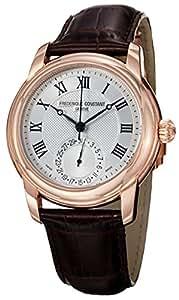Frederique Constant Analogue White Dial Men's Watch - FC-710MC4H4